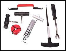 7 tlg.Windschutz Scheiben Ausbau Werkzeug Ausglaser Frontscheiben Demontage