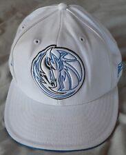 DALLAS MAVERICKS Reebok Exclusive Ed. Fitted 7-1/2 NBA Basketball Cap Hat EUC