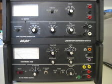 Lab Volt Laboratory Instrument System AC/DC Power Supply VOM Generator Meter