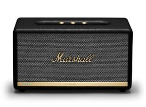 Marshall Stanmore II Voice Multi-room Speaker w/ Wi-Fi, Bluetooth, Amazon Alexa