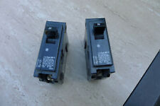 2 Murray Mp-T 20 Amp Circuit Breakers. Single Pole