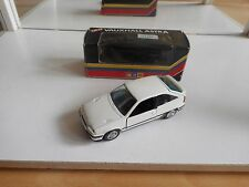 Gama Vauxhall Astra GTE in White on 1:43 in Box