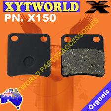 Parking Park Brake Pads for Honda SW-T 600 FJS 600 2011-2013