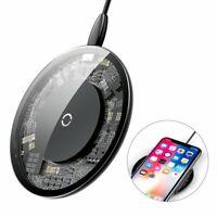 Qi Wireless Ladegerät Fast Charger Kabellos Laden für Nokia 8 Sirocco