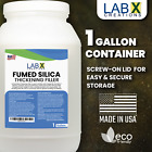 FUMED SILICA powder thickener 1 Gallon | epoxy, polyester resin | Like: Cabosil