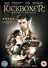 Kickboxer: Retaliation [DVD]