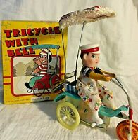 Vintage Reproduction Tin Toy