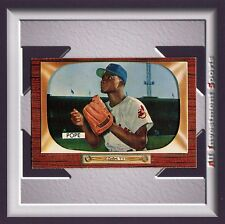 1955 Bowman DAVE POPE #198 NM+ *superb card for your set* M40C