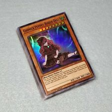 Yugioh Gimmick Puppet 32 Card Deck Core LED5 Bisque Doll Gigantes 1st Ed NM