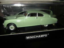 1:43 Minichamps BENTLEY R-TYPE CONTINENTAL 1955 GREEN/VERDE N. 436139424 OVP