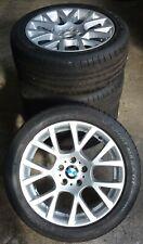 4 BMW Sommerräder Styling 238 245/45 R18 96Y BMW 5er F10 F11 6775991 ALUFELGEN