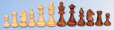 AJEDREZ, piezas de ajedrez de madera Staunton N º 5