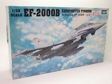 Trumpeter 02279 EF-2000B Eurofighter Typhoon 1:32