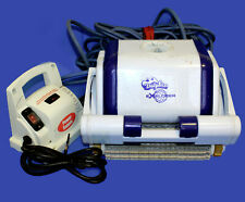 Maytronics Dolphin Explorer Robotic Pool Cleaner + Timer Power Supply + Cable