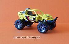 2006 Matchbox Loose Off Road Rider Yellow Bilstein 6 Team Raider Combine Ship