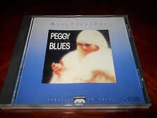 Miss Peggy Lee, Peggy Lee Sings the Blues, CD, Musicmasters Edition, VG