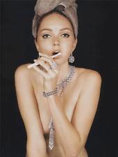 Lily Cole Hot Glossy Photo No34