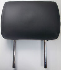 NEW GENUINE AUDI A3 A6 Q7 LEFT FRONT BLACK LEATHER HEADREST - 8P0 881 901 BD 73G