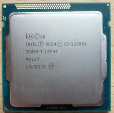 Intel Xeon Quad Core CPU E3-1220V2 SR0PH 3.10GHz 8MB Cache LGA1155 Processor