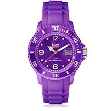 Ice Watch SI.PE.U.S.09 Purple Silicone Forever Unisex Watch