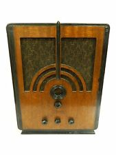 Rare Art Deco Philco Model 60MB