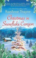 Christmas in Snowflake Canyon by RaeAnne Thayne *Hope's Crossing* (2013, PB)