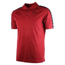 Abbigliamento e accessori rossi marca Kappa per palestra , fitness , corsa e yoga