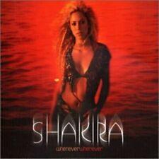 Shakira Whenever, wherever (2002) [Maxi-CD]