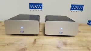 MM-Audio MidiMono  - Hypex Classe D Mono Endverstärker, Paar