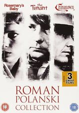ROMAN POLANSKI COLLECTION ROSEMARY'S BABY  THE TENNANT  CHINATOWN JACK NICHOLSON