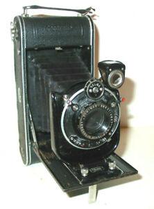 ZEISS IKON COCARETTE 514/2 – 6X9 ROLLFILMKAMERA MIT 4,5/105 OBJEKTIV 1926-30