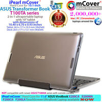 "NEW mCover Hard Shell Case for 10.1"" ASUS Transformer Book T100TA Series Tablet"