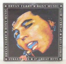 BRYAN FERRY Roxy Music Great Hits Street Life VINYL LP 33 Tours 829 136-1 1986
