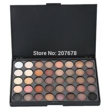 40 Colors Smoky Matte Eyeshadow Pallete Mixed Color Baking Powder Eye Shadow Pal