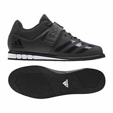 ADIDAS Adults Powerlift 3.1 Black Weightlifting Shoes  BA8019  UK 13 EU 48 2/3