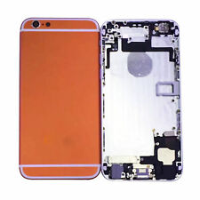 "For iPhone 6s 4.7"" Multicolor Metal Back Battery Housing Cover Assembly Replace"