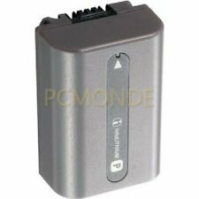 Original Sony NP-FP50 P Series Li-Ion Battery for Select Camcorders
