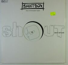 "12"" Maxi - Sweetbox - Shout (Let It All Out) - k5856 - washed & cleaned"
