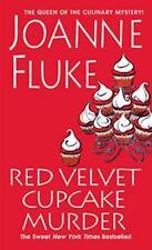 A Hannah Swensen Mystery: Red Velvet Cupcake Murder by Joanne Fluke (2014, Paper
