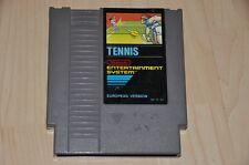 Nintendo Nes Gioco modulo-TENNIS-European versione