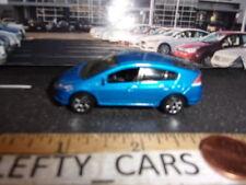 Matchbox 2010 Blue Honda Insight Car SCALE 1/64 - Loose!