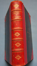 Mémoire sur le pendule société française de physique 1889 Lycée Janson de Sailly