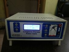 Tecar Therapy Shortwave Diathermy Pain Relief Machine LCD pre program QC>93 VNBM