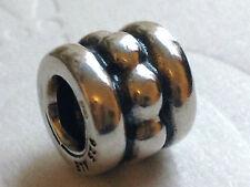 AUTHENTIC GENUINE PANDORA 790162 Silver Row of Dots Rare & Retired!