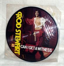 Rod Stewart: Can I Get a Witness  [picture disc, new]