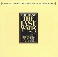 The Band Last Waltz CD
