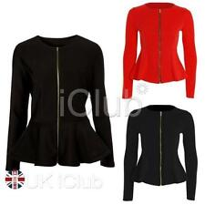 Waist Length Polyester Plus Size Suits & Tailoring for Women