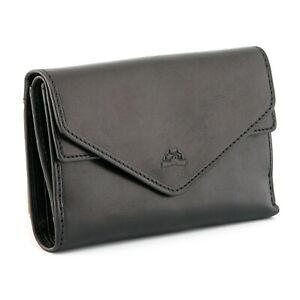 Italian Leather Double Flap Over Purse By Tony Perotti - RRP £80.00