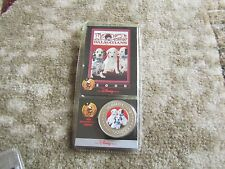 The Disney Decades Coin 102 Dalmatians - 2000 - #40 In Package