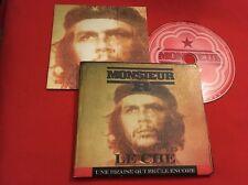 MONSIEUR R LE CHE UNE BRAISE QUI BRÛLE ENCORE TRÈS BON ÉTAT CD